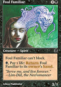 Foul Familiar - Masters Edition II