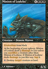 Minion of Leshrac - Masters Edition II