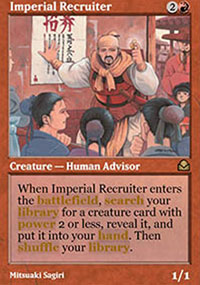 Imperial Recruiter - Masters Edition II