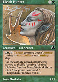 Elvish Hunter - Masters Edition II