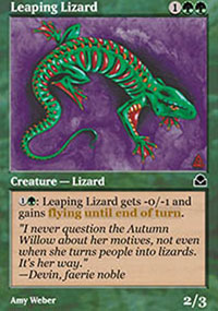 Leaping Lizard - Masters Edition II