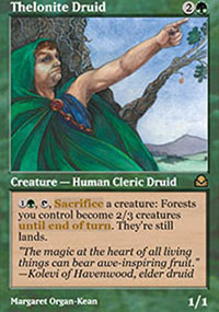 Thelonite Druid - Masters Edition II