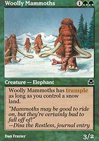 Woolly Mammoths - Masters Edition II