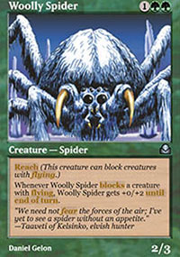Woolly Spider - Masters Edition II