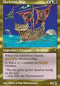 Skeleton Ship - Masters Edition II