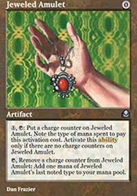 Jeweled Amulet - Masters Edition II