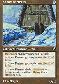 Snow Fortress - Masters Edition II