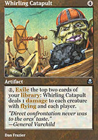 Whirling Catapult - Masters Edition II