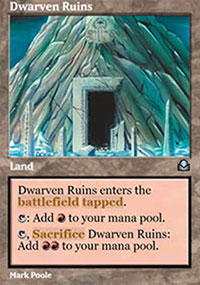 Dwarven Ruins - Masters Edition II