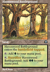Havenwood Battleground - Masters Edition II