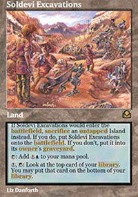 Soldevi Excavations - Masters Edition II