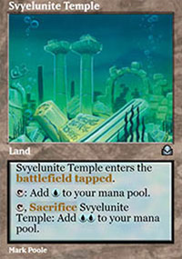 Svyelunite Temple - Masters Edition II
