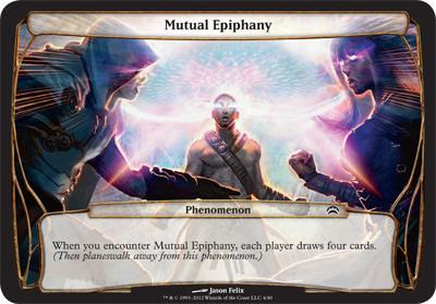 Mutual Epiphany - Planechase 2012