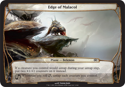 Edge of Malacol - Planechase 2012