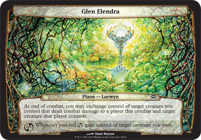 Glen Elendra - Planechase 2012