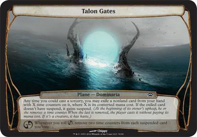 Talon Gates - Planechase 2012