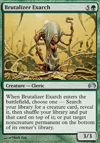 Brutalizer Exarch - Planechase 2012 decks