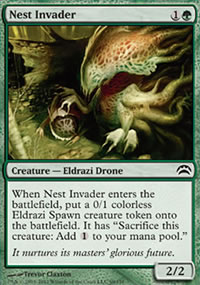 Nest Invader - Planechase 2012 decks
