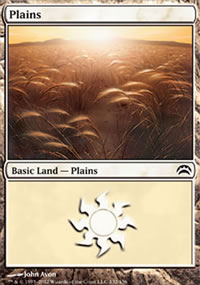 Plains 1 - Planechase 2012 decks