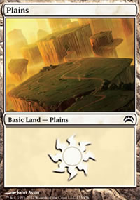 Plains 2 - Planechase 2012 decks