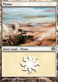 Plains 3 - Planechase 2012 decks