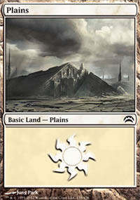 Plains 4 - Planechase 2012 decks