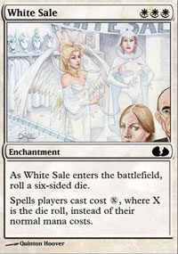 White Sale - Unglued 2 : The Obligatory Sequel