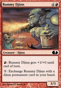 Rummy Djinn - Unglued 2 : The Obligatory Sequel