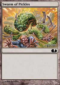 Swarm of Pickles - Unglued 2 : The Obligatory Sequel