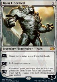 Karn Liberated -