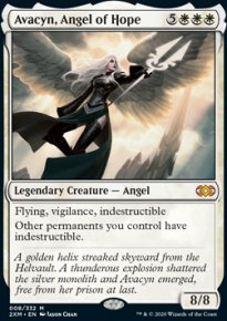 Avacyn, Angel of Hope 1 - Double Masters