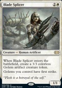 Blade Splicer -