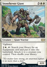 Stonehewer Giant - Double Masters