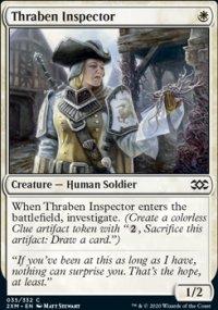 Thraben Inspector -