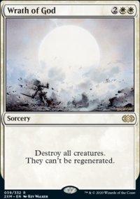 Wrath of God -
