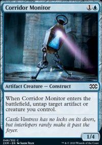 Corridor Monitor -