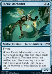 Faerie Mechanist -