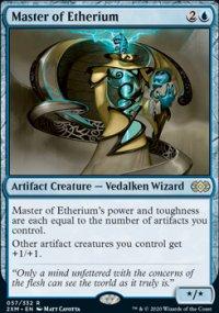 Master of Etherium -