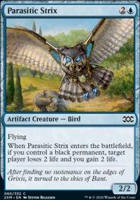 Parasitic Strix -
