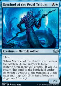 Sentinel of the Pearl Trident -