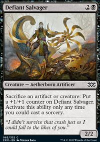 Defiant Salvager -