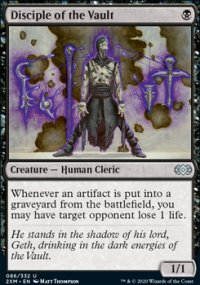 Disciple of the Vault -