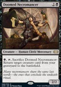Doomed Necromancer -