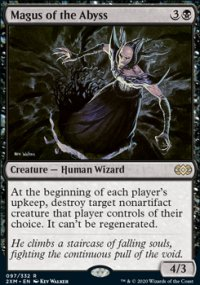 Magus of the Abyss -