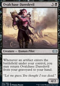 Ovalchase Daredevil -