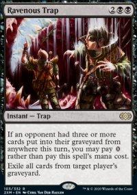 Ravenous Trap -
