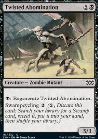 Twisted Abomination -