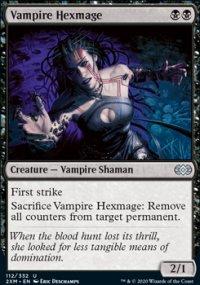Vampire Hexmage -