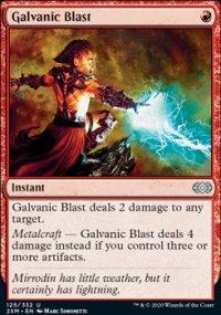 Galvanic Blast - Double Masters