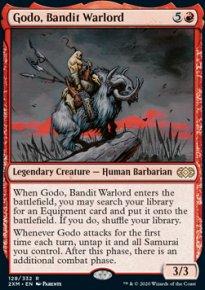 Godo, Bandit Warlord -